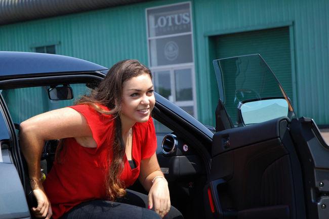 La Lotus Elise et celle qui lui donna son nom réunies