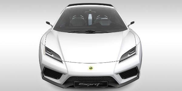 Le V8 Lotus en vidéo