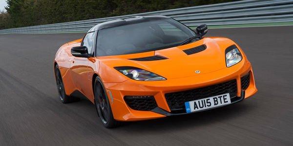 L'Evora 400 rejoint la Lotus Driving Academy