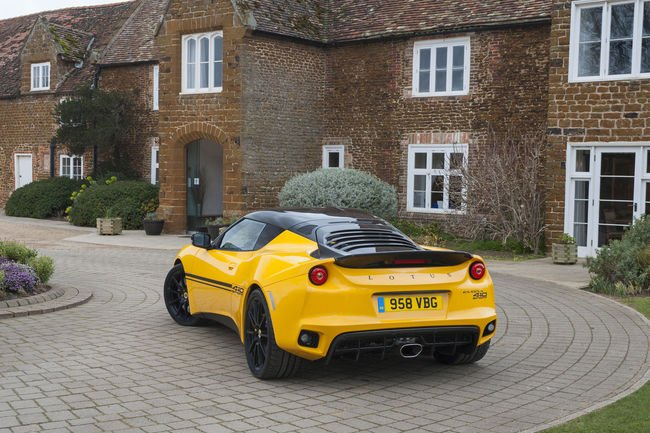 Nouvelle Lotus Evora Sport 410