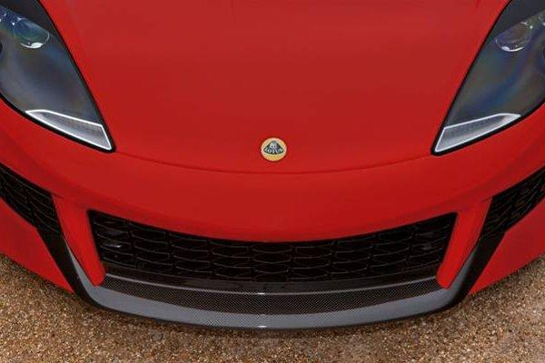 Un Pack Carbone pour la Lotus Evora 400