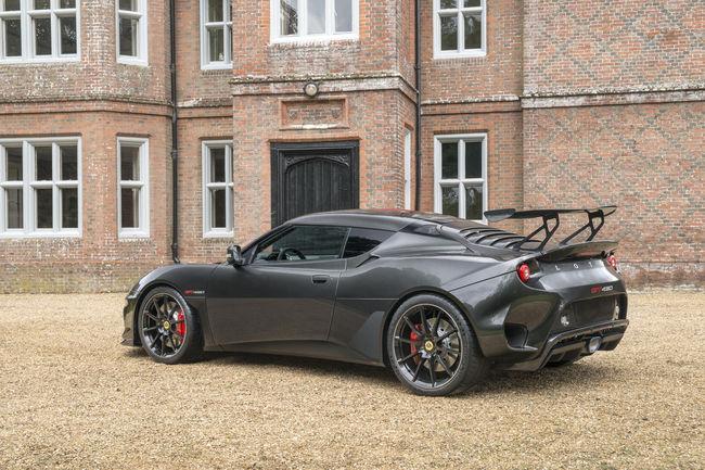 Nouvelle Lotus Evora GT430