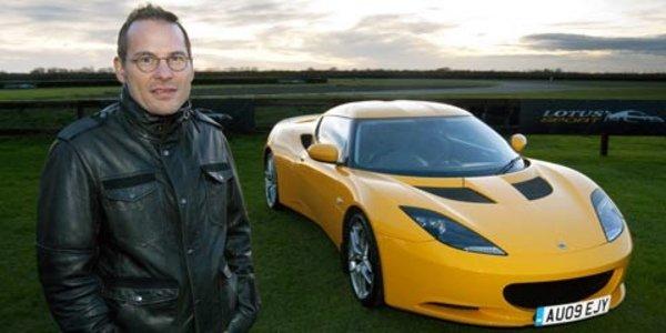 Villeneuve rend visite à Lotus