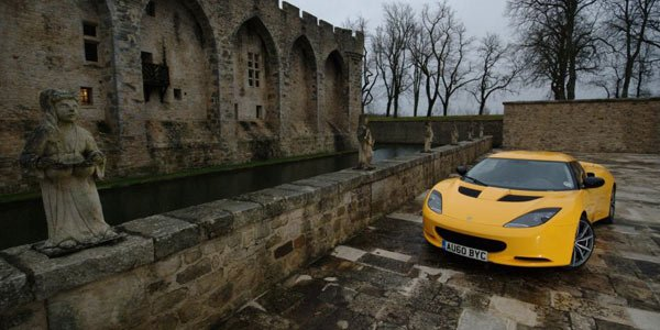 Une Lotus Evora MkII dès 2012 ?