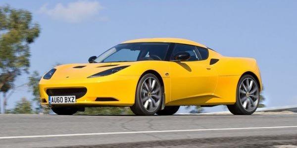 La Lotus Evora S passe à l'IPS