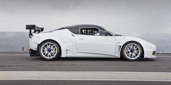 Officiel : Lotus Evora GX