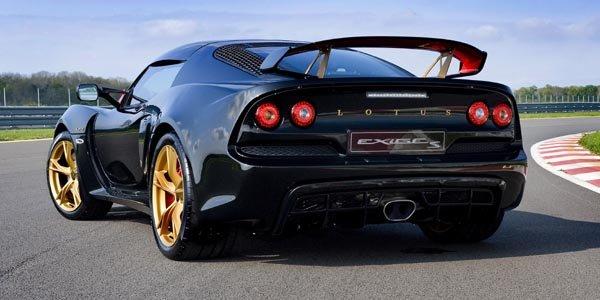 Lotus Exige LF1 édition limitée