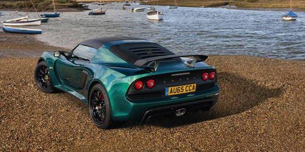 Une déclinaison Sport 350 pour la Lotus Exige