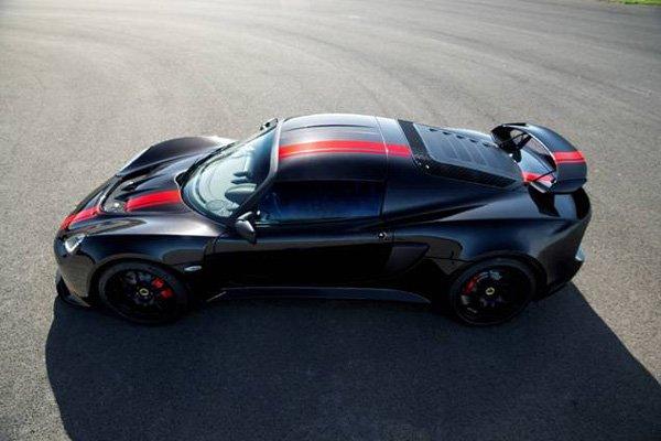 Lotus boucle son triptyque avec l'Exige 350 Special Edition