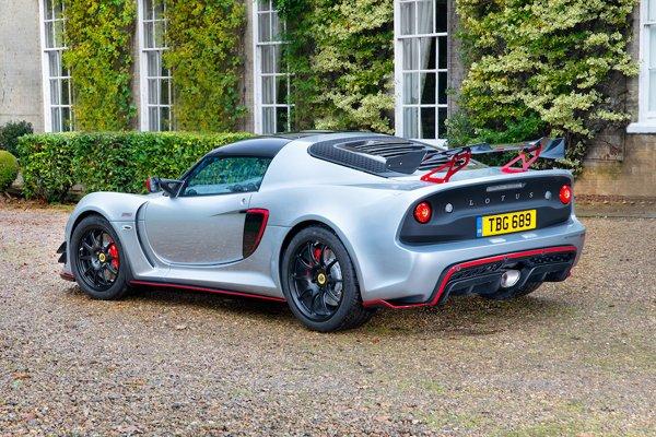 Lotus Exige Sport 380 : toujours plus vite