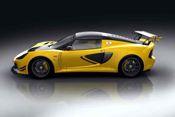 Lotus Exige Race 380 : pour la course