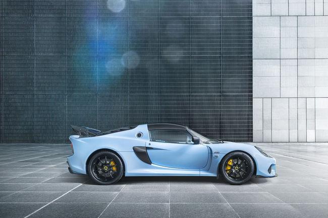 Nouvelle Lotus Exige Sport 410