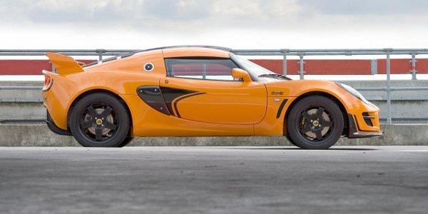 Un V6 pour la Lotus Exige 2012