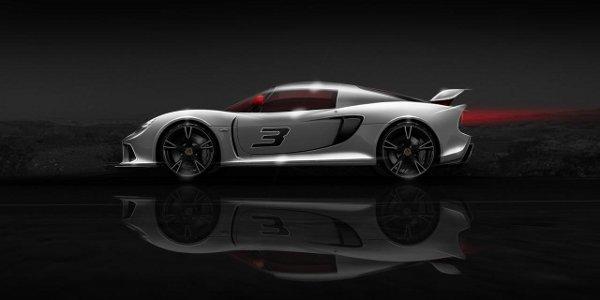 Moteur V6 pour la Lotus Exige S 2012