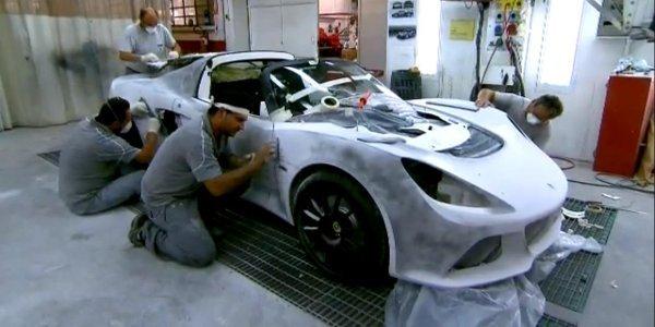 Lotus Exige R-GT, la présentation vidéo