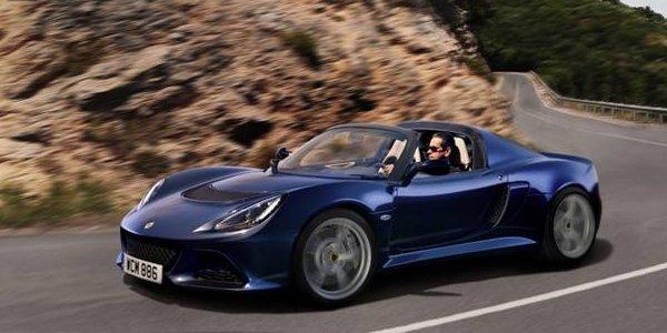 La Lotus Exige S Roadster débarque enfin