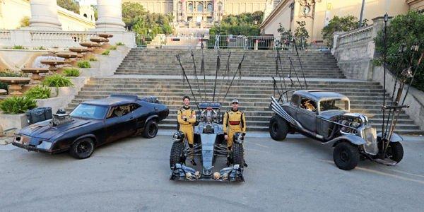 Lotus F1 se la joue Mad Max