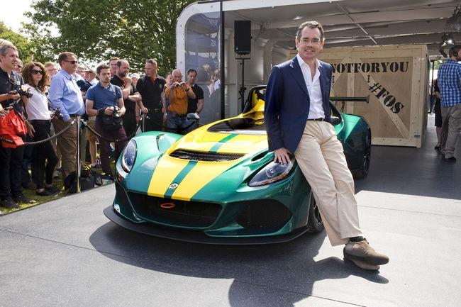Lotus : un SUV et des modèles électrifiés en approche