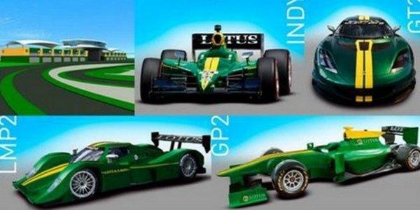 24H du Mans - Lotus développe une LMP2