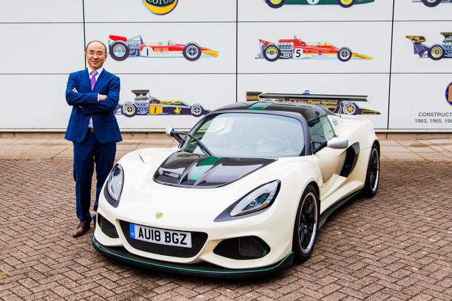 Un nouveau CEO pour Lotus Sports Cars
