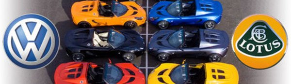 Lotus bientôt propriété de Volkswagen ?