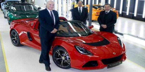 Une subvention de 12 millions pour Lotus