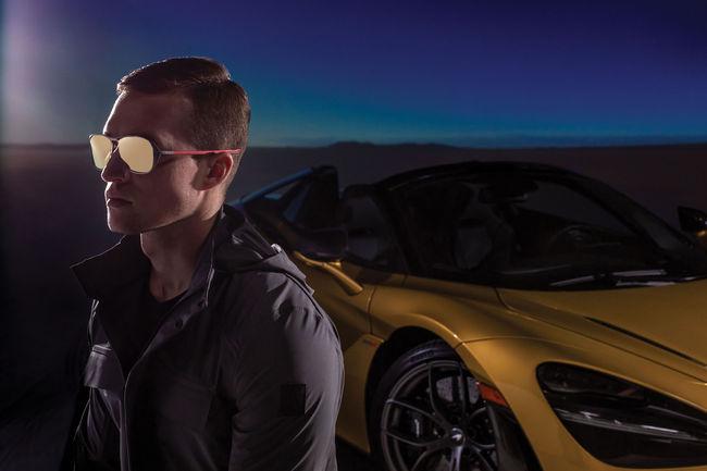 McLaren Vision Collection : lunettes de vue et de soleil