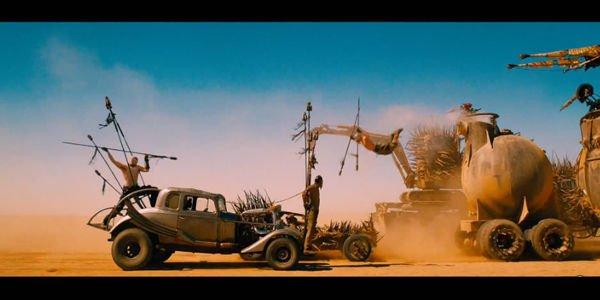 Nouvelle bande annonce pour Mad Max : Fury Road