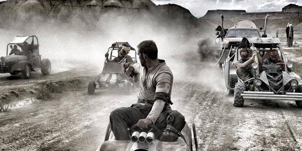 Mad Max Fury Road passe en mode GoKart