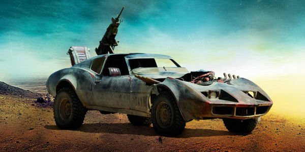 « Mad Max : Fury Road » : les véhicules