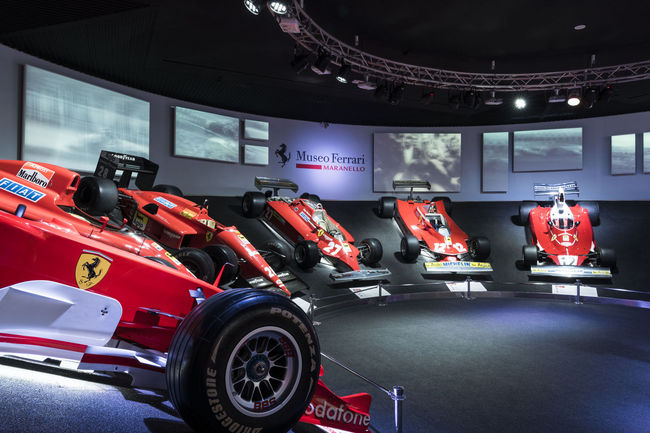 Le musée Ferrari de Maranello s'agrandit