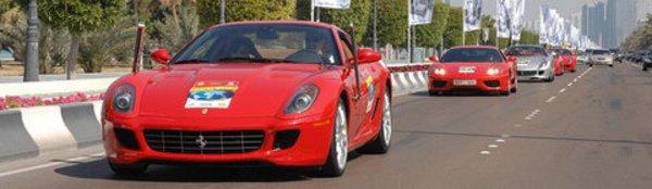 60 ans Ferrari: début des célébrations