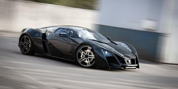 Marussia sera dans Need For Speed