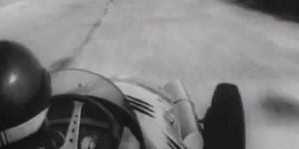 Vidéo : un tour avec Fangio en 250F
