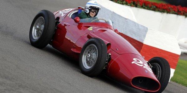 Goodwood Revival, Maserati honore Fangio