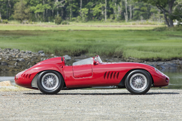 Bonhams : Maserati 300 S de 1956 ex-Fangio
