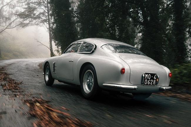 RM Sotheby's : Maserati A6G 2000 Zagato 1956