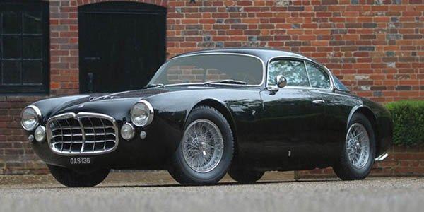 Une Maserati A6G/54 Frua à vendre