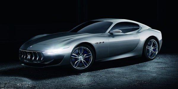 Le Maserati Alfieri Concept bientôt en production ?