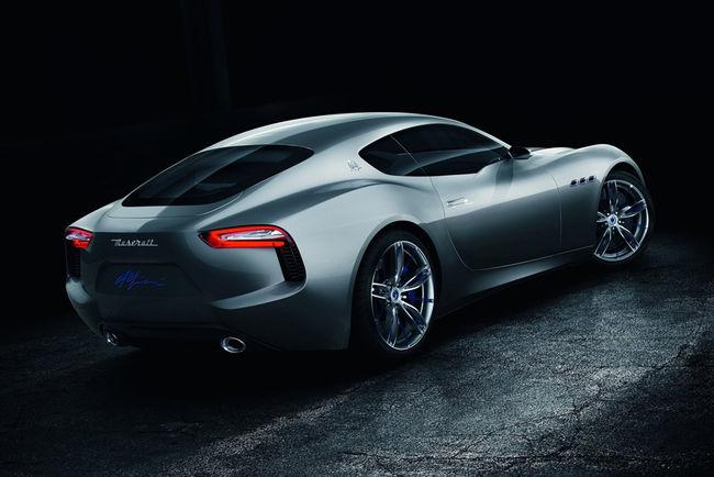 Maserati Alfieri : arrivée prévue en 2020