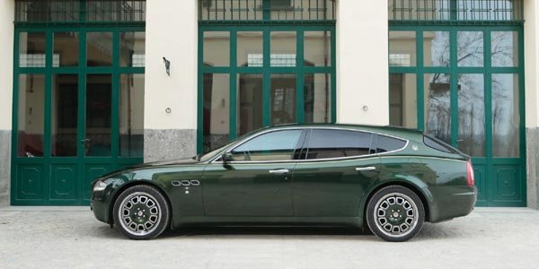 Un break Maserati Quattroporte à vendre