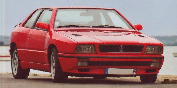 Livre : Le guide de la Maserati Biturbo