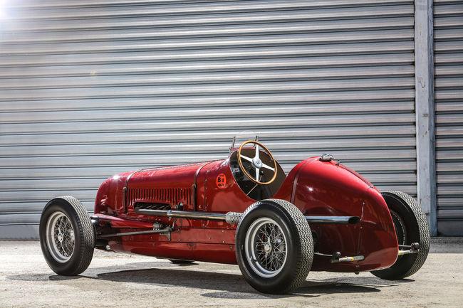 Maserati célèbre sa Tipo 6CM