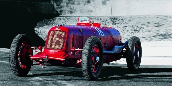 Maserati prépare son centenaire