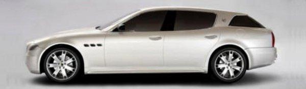 Maserati Cinqueporte : rêve d'émir