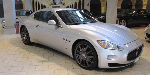 Maserati développe l'occasion
