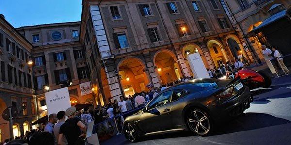 Rassemblement du centenaire Maserati