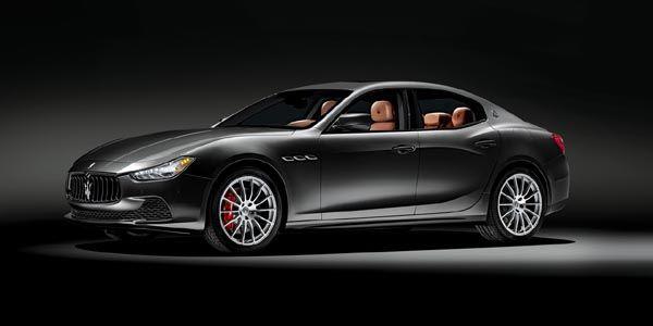 Maserati Ghibli Marcus Neiman Edition