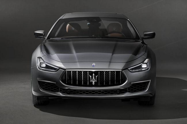 La Maserati Ghibli GranLusso restylée