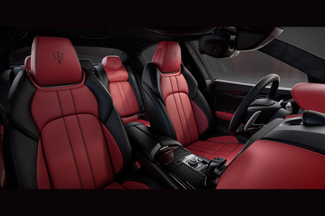 Édition limitée Maserati Ghibli Ribelle